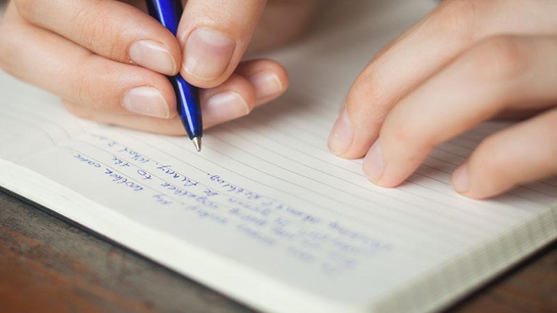 La comunicación escrita. Aprendiendo a escribir a mis padres