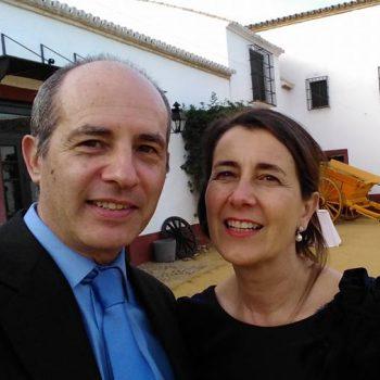 Fernando del Castillo y Nieves Tomillo