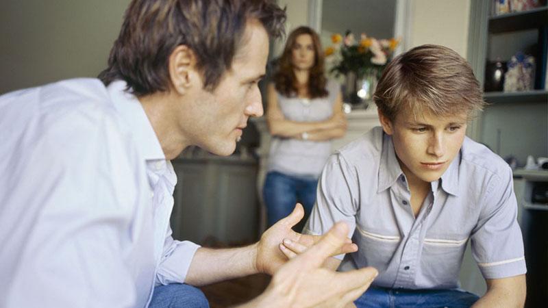 Manejo de la autoridad en la adolescencia
